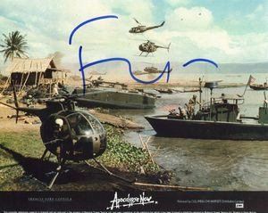 Francis Ford Coppola Signed 8x10 Photo