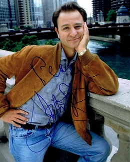 Fisher Stevens Signed 8x10 Photo