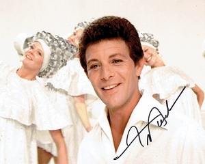 Frankie Avalon Signed 8x10 Photo