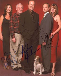 Frasier Signed 8x10 Photo