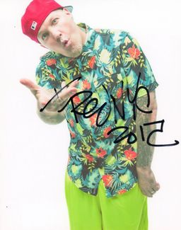 Fred Durst Signed 8x10 Photo