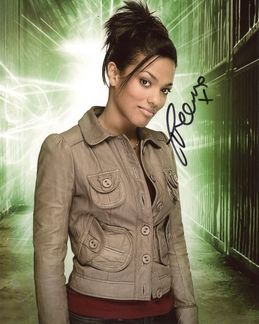 Freema Agyeman Signed 8x10 Photo