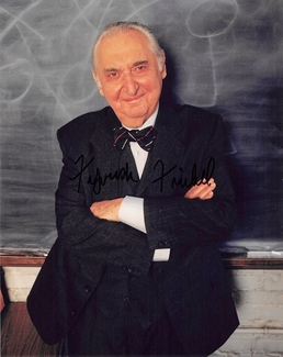 Fyvush Finkel Signed 8x10 Photo