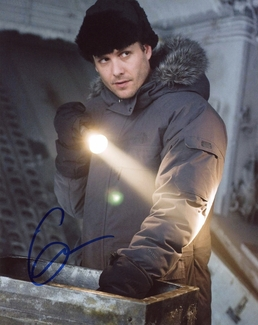 Gabriel Macht Signed 8x10 Photo - Video Proof