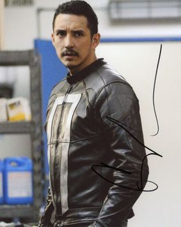 Gabriel Luna Signed 8x10 Photo - Video Proof
