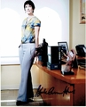Gale Anne Hurd Signed 8x10 Photo