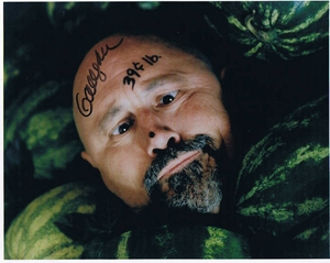 Gallagher Signed 8x10 Photo