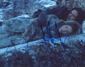 Kit Harington & Rose Leslie Signed 8x10 Photo