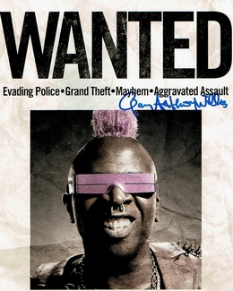 Gary Anthony Williams Signed 8x10 Photo