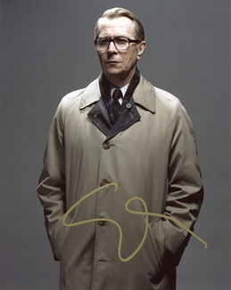 Gary Oldman Signed 8x10 Photo
