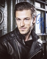Gaspard Ulliel Signed 8x10 Photo - Video Proof