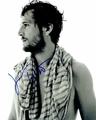 Guillaume Canet Signed 8x10 Photo