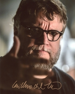 Guillermo Del Toro Signed 8x10 Photo