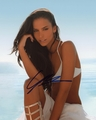 Genesis Rodriguez Signed 8x10 Photo - Video Proof