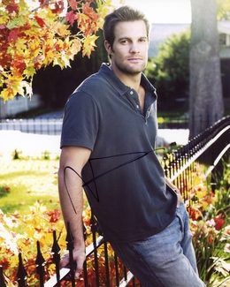 Geoff Stults Signed 8x10 Photo - Video Proof