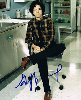 Geoffrey Arend Signed 8x10 Photo - Video Proof