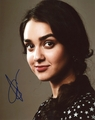 Geraldine Viswanathan Signed 8x10 Photo - Video Proof