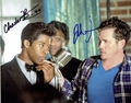 Chadwick Boseman & Tate Taylor Signed 8x10 Photo - Video Proof