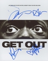 Get Out Signed 8x10 Photo - Video Proof