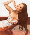 Giada de Laurentiis Signed 8x10 Photo - Video Proof