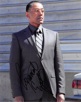 Giancarlo Esposito Signed 8x10 Photo