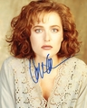 Gillian Anderson Signed 8x10 Photo - Video Proof