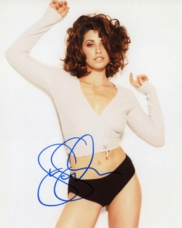 Gina Gershon Signed 8x10 Photo