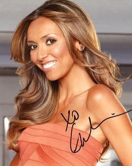 Giuliana Rancic Signed 8x10 Photo