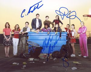 Glee Signed 8x10 Photo