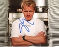 Gordon Ramsay Signed 8x10 Photo