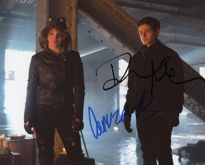 Camren Bicondova & David Mazouz Signed 8x10 Photo - Video Proof