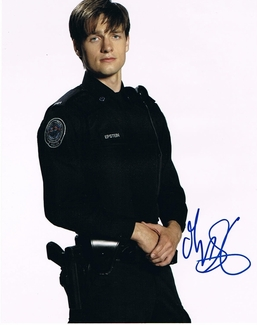 Gregory Smith Signed 8x10 Photo - Video Proof