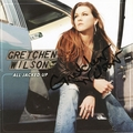 Gretchen Wilson Signed CD Booklet