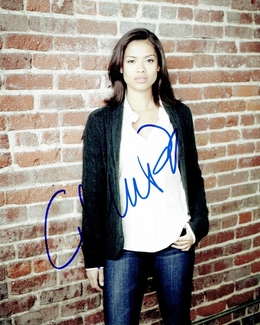 Gugu Mbatha-Raw Signed 8x10 Photo