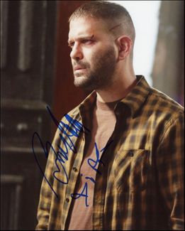 Guillermo Diaz Signed 8x10 Photo