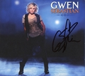 Gwen Sebastian Signed CD