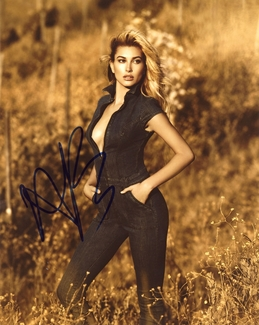 Hailey Baldwin Signed 8x10 Photo - Video Proof