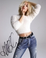 Hailey Baldwin Signed 8x10 Photo