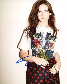 Hari Nef Signed 8x10 Photo