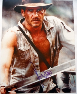 Harrison Ford Signed 11x14 Photo