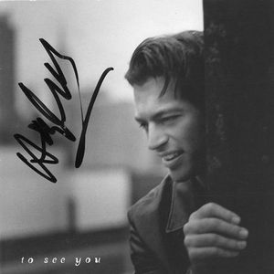 Harry Connick, Jr. Signed CD Booklet