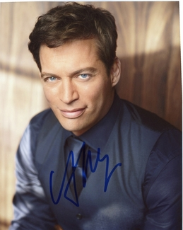 Harry Connick, Jr. Signed 8x10 Photo