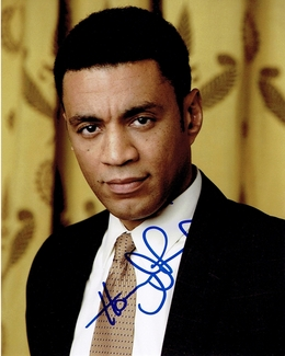 Harry Lennix Signed 8x10 Photo - Video Proof