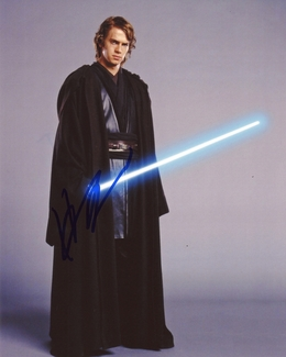 Hayden Christensen Signed 8x10 Photo - Video Proof