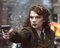 Hayley Atwell Signed 8x10 Photo