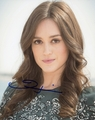 Heather Lind Signed 8x10 Photo