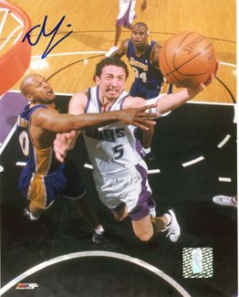 Hedo Turkoglu Signed 8x10 Photo
