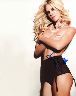 Heidi Montag Signed 8x10 Photo
