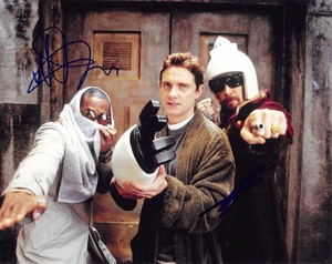 Sam Rockwell & Mos Def Signed 8x10 Photo