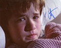 Haley Joel Osment Signed 8x10 Photo